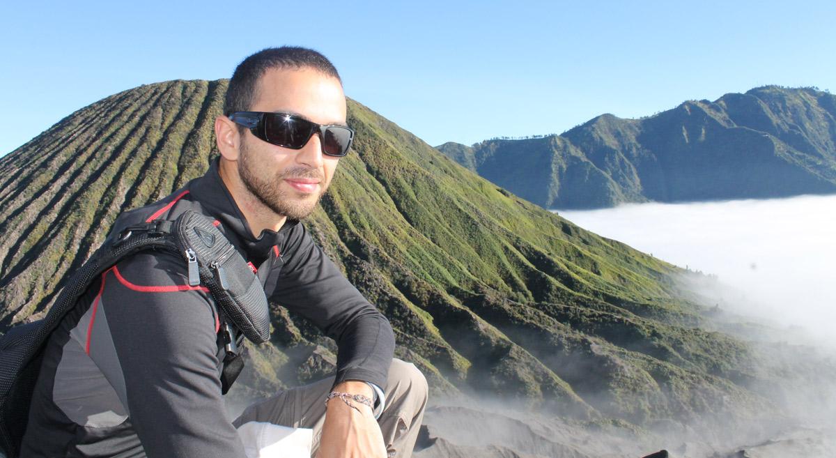 Marco Agustoni freelance joutnalist